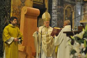 550 anni dalla nascita della Beata Colomba: «piccola sorella, ma grande di fronte a Dio»