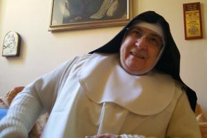 Nel monastero di Sant'Agnese, tra lavoro e preghiera