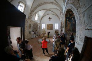 Inaugurazione del nuovo allestimento del battistero di San Giovanni in Fonte
