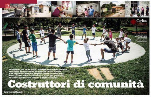 Terremoto in Centro Italia: Caritas, un video con le testimonianze di Camilleri e Bonaccorti