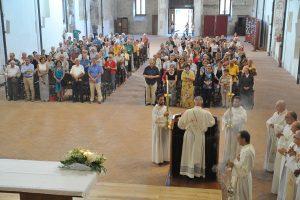 Riaperta la chiesa di San Domenico: luogo per la bellezza, l'arte, la musica, il canto