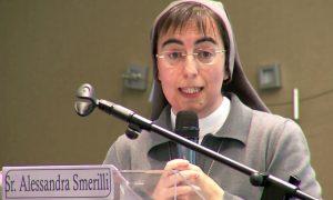 Dopo la Settimana Sociale dei Cattolici in Italia: incontro con suorAlessandra Smerilli