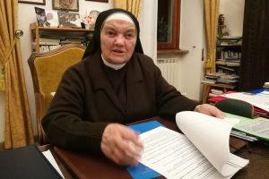 Madre Margherita Pascalizi è tornata alla Casa del Padre