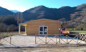 Inaugurazione del Centro di Comunità di Cittareale