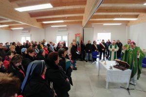 Avviato il Centro di Comunità a Cittareale: «un luogo che rende possibile l'incontro»