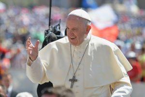 Papa Francesco ai giovani: «è bene non fare il male, ma è male non fare il bene»