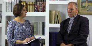 Don Savino D'Amelio lascia Amatrice: «Un pezzo di cuore rimane qui»