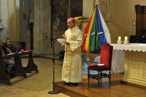 Veglia di preghiera in preparazione della Giornata Missionaria Mondiale