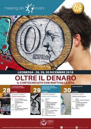 Meeting dei Giovani 2019 /  Locandina e brochure