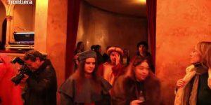 Canzoni, emozioni e meraviglia aprono la Valle del Primo Presepe