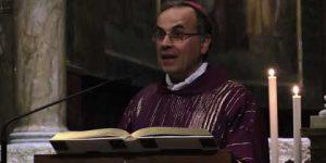 Mons Pompili: «La voce di Dio si incontra nel deserto»