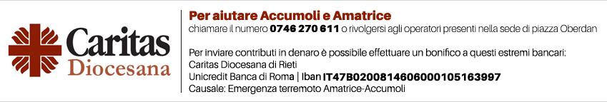 Caritas-Accumoli-Amatrice