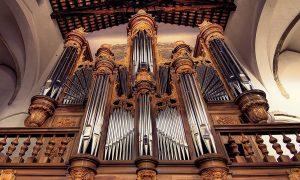 L'organo Dom Bedos di San Domenico festeggia il decennale. Concerto gratuito per l'anniversario