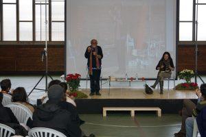 Meeting dei Giovani (Alex Zanotelli e Gabriella Ghidoni)