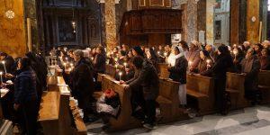 Non alla fine, ma all'inizio: la vita religiosa è speranza e futuro