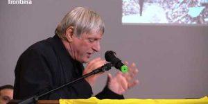 Una sfida e un gesto d'amore. Don Ciotti parla ai giovani di lavoro e ricostruzione