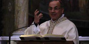 Il vescovo Domenico: «la fede è andare incontro al futuro»
