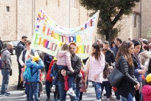 Maratona di primavera: una festa per la scuola e per la famiglia