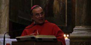 Il vescovo a Pentecoste «Nel giorno del Signore soffia lo Spirito»