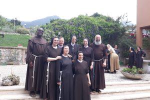 È suor Anatolia la nuova superiora delle francescane di Santa Filippa