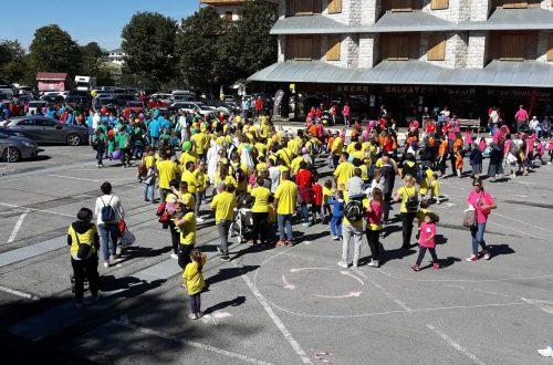 Una festa della scuola e della famiglia: riparte dal Terminillo l'anno scolastico degli istituti paritari della Diocesi di Rieti