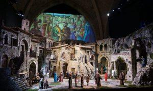 Palazzo Papale, il trittico del maestro Artese sarà visitabile tutto l'anno