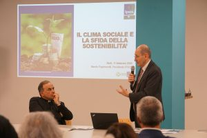 Nando Pagnoncelli presenta il report di RiData: «Partiamo dai dati per annullare la discrepanza tra vero e presunto»