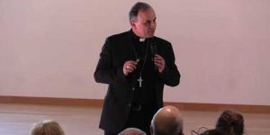 Incontro del vescovo con gli operatori pastorali