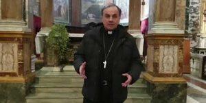 Il vescovo Domenico: «la Cattedrale è aperta…»