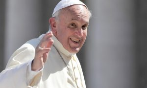 Le Comunità Laudato si' in udienza da papa Francesco
