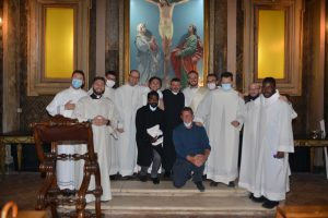 Ordinazione diaconale Marcello Imparato