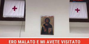 «Ero malato e mi avete visitato», la solidarietà del Centro sanitario di Rieti