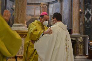 La gioia di un combattente tenero: don Pietro nuovo sacerdote della Chiesa reatina