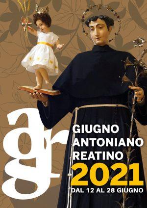 Giugno Antoniano 2021 / Locandine e brochure