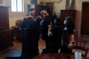 Giugno Antoniano al via: mattinata di preparativi in Sant'Agostino