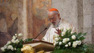 Giugno Antoniano, omelia di padre Raniero Cantalamessa